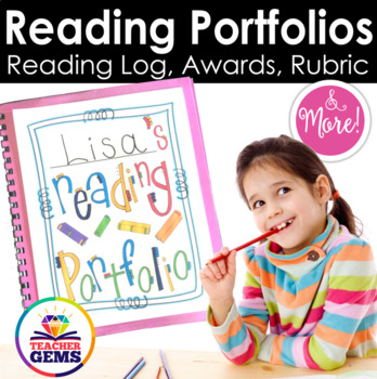 Reading Portfolios: Reading Log, Book Report, Awards and More!