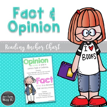 Reading Poster: Fact and Opinion