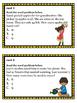 Reading Problem Task Cards: Subtraction