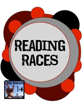 Reading Race Game! A fun way to review simple skills.