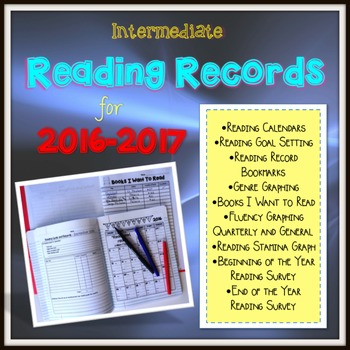 Reading Records - Intermediate 2016-2017