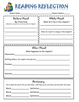 Reading Reflection Journal