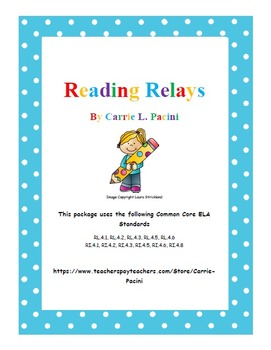 Reading Relays for Comprehension