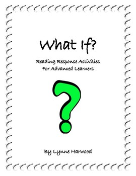 Reading Response Activities for Gifted, Advanced, and Fast