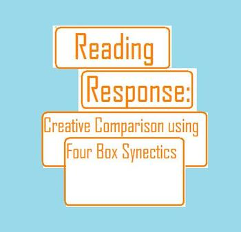 Reading Response: Creative Comparisons