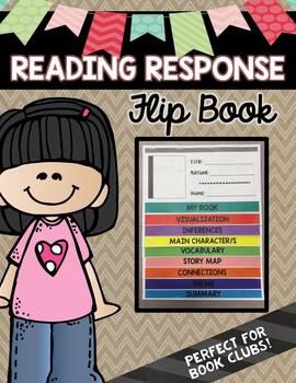 Reading Response Flip Book