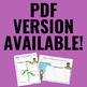 Reading Response Graphic Organizers for Any Fiction Text -