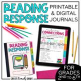 Reading Response Journals
