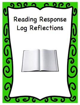 Reading Response Log Reflections