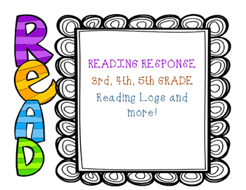 Reading Response Pages including Logs, Inferring, summariz