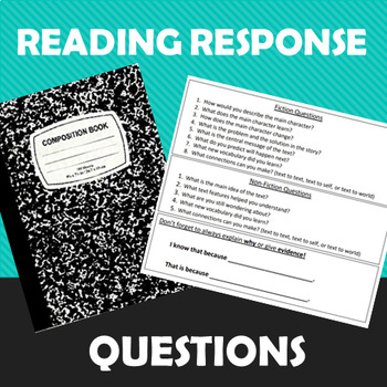 Reading Response Questions