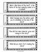 Reading Response: Reading Exit Slips for Story Elements