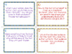 Reading Response Task Cards (NONFICTION) for Middle and Hi