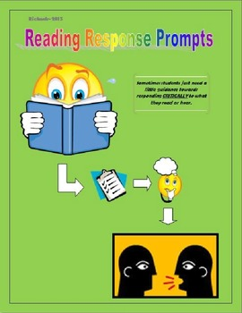 Reading Response - Writing Prompts