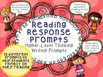 Reading Response Writing Prompts