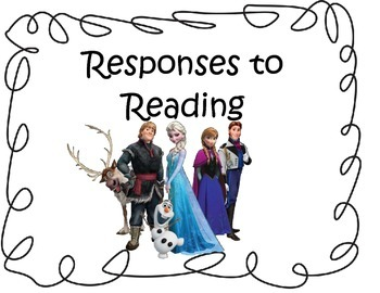 Reading Responses: Frozen Theme