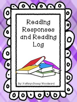 Reading Responses and Reading Log
