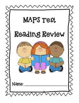 Reading Review Packet for MAPS Testing