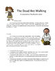 Reading Review Test Prep Game: The Dead Are Walking (Coope