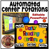 Reading Rotation Powerpoint for Centers & Guided Reading B