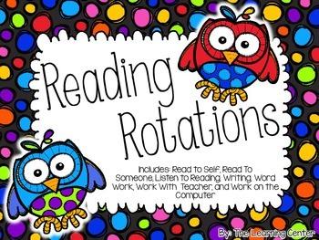 Reading Rotations--Owls!