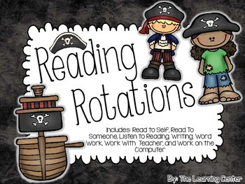 Reading Rotations--Pirates!