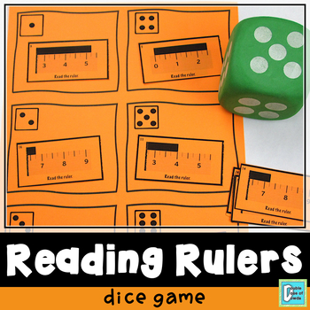 Reading Rulers Roll & Play