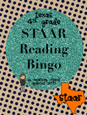 STAAR Reading Bingo (4th Grade) Test Prep