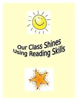 Reading Skill Anchor Charts