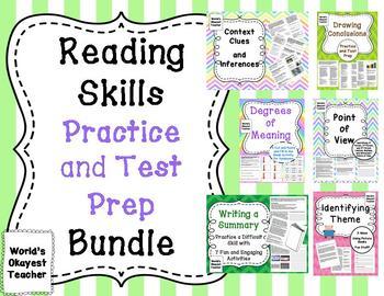 Reading Skills Bundle