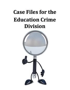 Reading Skills Detective Game