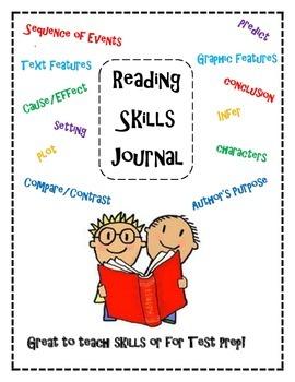 Reading Skills Journal