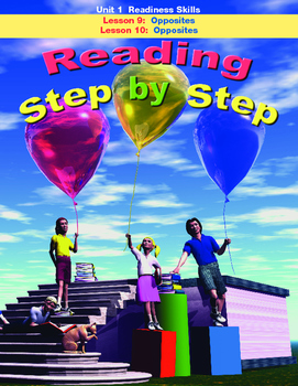 Reading Step by Step Readiness Skills Lessons 9 and 10