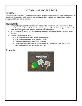 Reading Strategies Across the Curriculum Presentation & Ideas