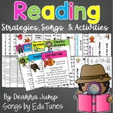 Guided Reading Strategies Activities and Songs