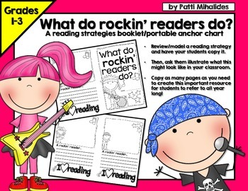 Reading Strategies Booklet (What do good readers do?)