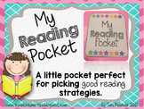 Reading Strategies Interactive Pocket {Guided Reading/Shar