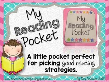 Reading Strategies Interactive Pocket {Guided Reading/Shar