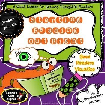 Comprehension Reading Strategies: Visualizing