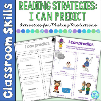 Reading Strategies:  Making Predictions with Pictures and Stories