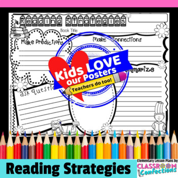 Reading Strategies Activity Poster