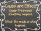 Reading Strategies Poster Set- Chalkboard Edition