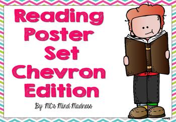 Reading Anchor Charts (Chevron)