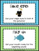 Reading Strategies Posters and Chips