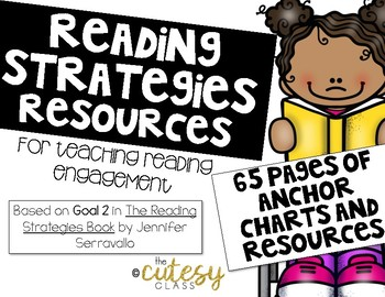 Reading Strategies Resources for Teaching Reading Engagement