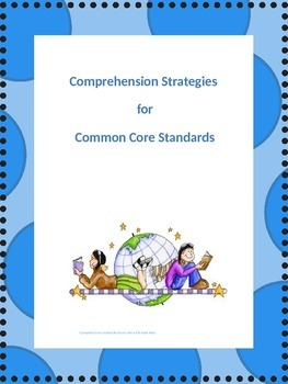 Interactive Reading Strategies Notebook for 2-5 (aligned t
