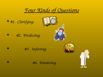 Reading Strategy-Asking Questions