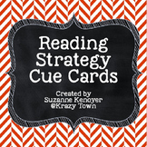 Reading Strategy Cue Cards
