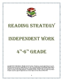 Reading Strategy-Independent Work