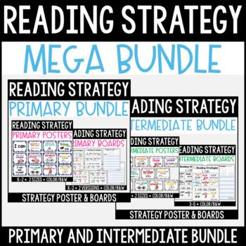 Reading Strategy MEGA Bundle {Primary & Intermediate}